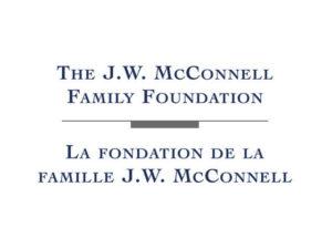 Logo J.W. McConnell Family Foundation // Fondation de la Famille J.W. McConnell